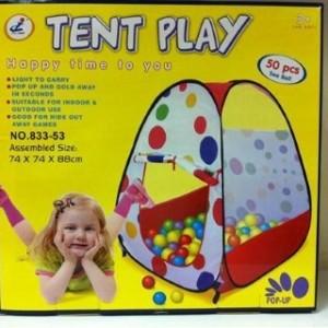 אוהל כדורים1