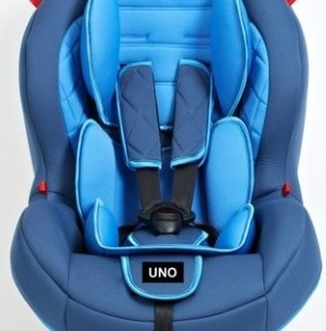 כסא בטיחות אונו כחול
