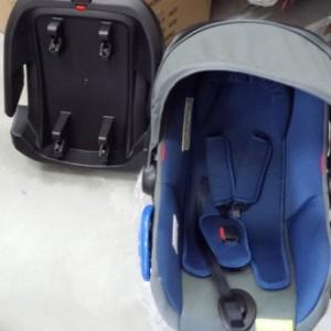סלקל אזי בייבי איזופיקס כחול