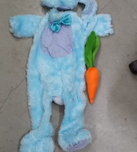 תחפושת ארנבון תינוקות ענת עיצובים