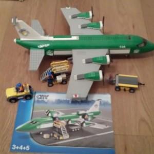 לגו 7734 מטוס מטען