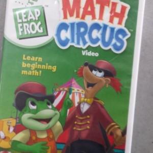 Math circus video