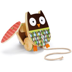 Skip-Hop-Treetop-Friends-Flapping-Owl-Pull-Toy