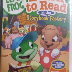 learn to read leapfrog