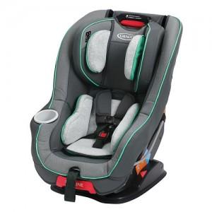 כסא בטיחות סייז פור מי גרקו צבע אפור ירוק