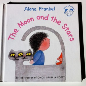 The Moon and the stars alona frenkel
