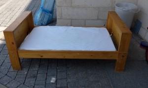 מיטת מעבר איקאה אורלי