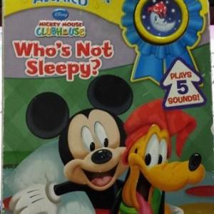 sefer-Whos Not sleepy