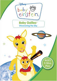 Baby Galileo Discovrin the sky dvd