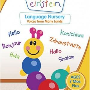 Language Nursery dvd