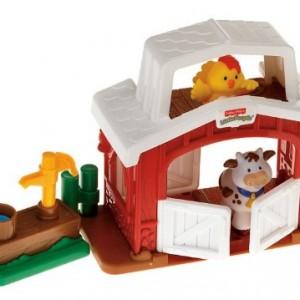 Mini farm Little People-fisherprice