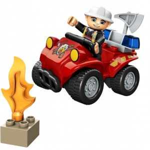 duplo fire chief