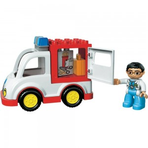 lego duplo ambulans