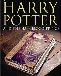 sefer-Harry Potter And The Half-Blood prince
