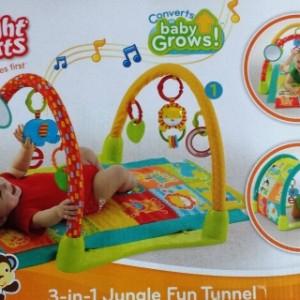 3 in 1 jungle fun tunnel-bright-starts-oniversita