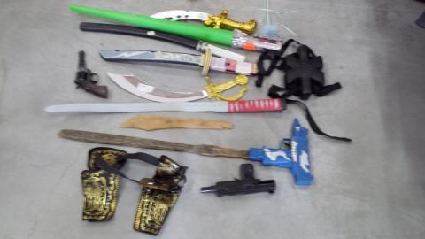 תחפושות חרבות
